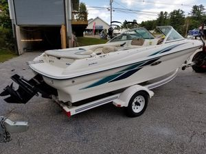 Used Sea Ray 180BR180BR Sports Fishing Boat For Sale