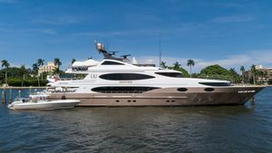 Used Trinity Yachts Tri-Deck Motor Yacht For Sale
