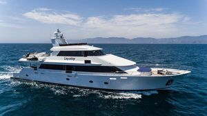 Used Platinum Motor Yacht For Sale