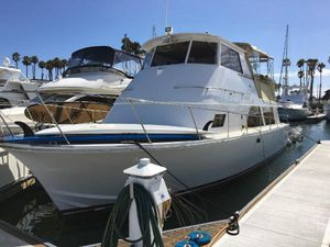 Used Canoe Cove Pilot House Pilothouse Boat For Sale
