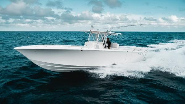 Used Seavee 370z Center Console Fishing Boat For Sale