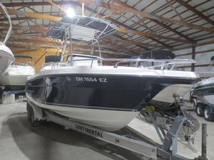 Used Century 2200 Center Console2200 Center Console Sports Fishing Boat For Sale