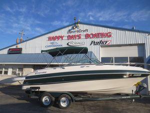 Used Four Winns 225 Sundowner225 Sundowner Cruiser Boat For Sale