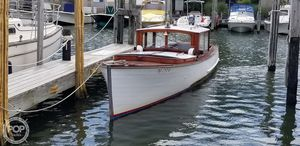 Used Consolidated Shipbuilding Launch Antique and Classic Boat For Sale