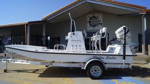 New Shallow Stalker 1717 Center Console Fishing Boat For Sale
