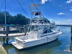 Used Blackfin 33 Combi33 Combi Sports Fishing Boat For Sale
