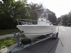 Used Sailfish 216 CC Bay Boat For Sale