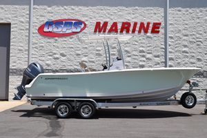 New Sportsman Heritage 231 Center ConsoleHeritage 231 Center Console Center Console Fishing Boat For Sale