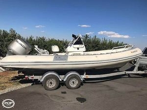 Used Novurania 21 Center Console Inflatable Boat For Sale