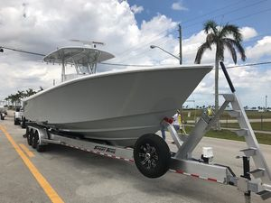 Used Contender 35ST Sports Fishing Boat For Sale