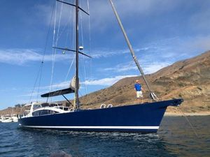 Used Custom Farr 85 Deck Salon Deck Saloon Sailboat For Sale