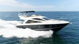 Used Sunseeker Manhattan 53 Flybridge Boat For Sale