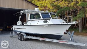 Used C-Hawk 25 Sport Cabin Pilothouse Boat For Sale
