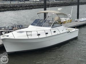 Used Luhrs 35 Alura Downeast Fishing Boat For Sale