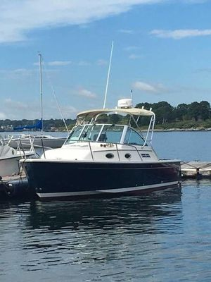 Used Back Cove 2626 Trawler Boat For Sale