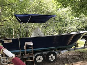 Used Thompson 21 Center Console Fishing Boat For Sale