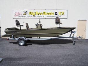 New Lowe RX 18 TNRX 18 TN Jon Boat For Sale