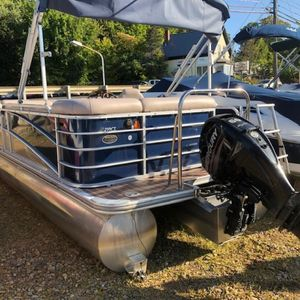 Used Berkshire 210CL STS210CL STS Pontoon Boat For Sale