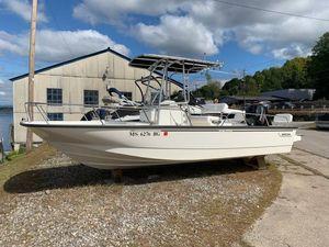 Used Boston Whaler 210 Montauk210 Montauk Freshwater Fishing Boat For Sale