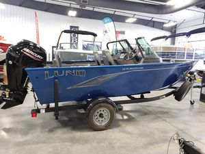 New Lund 1675 Adventure Sport1675 Adventure Sport Ski and Fish Boat For Sale