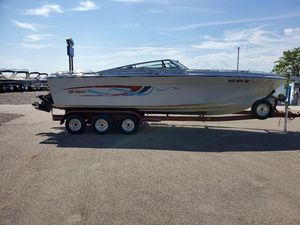 Used Four Winns 261 Liberator261 Liberator Dual Console Boat For Sale