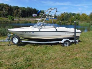 Used Bayliner 175 Bowrider175 Bowrider Ski and Fish Boat For Sale