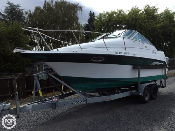 Used Seaswirl Cuddy 250 Aft Express Cruiser Boat For Sale