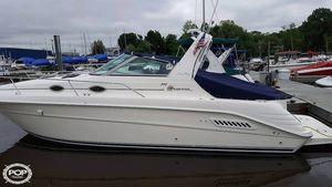 Used Sea Ray 300 Sundancer Express Cruiser Boat For Sale