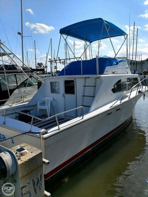 Used Silverton Sports Fishing Boat For Sale