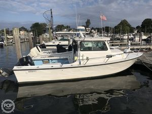 Used Steiger Craft 23 Pilot House Pilothouse Boat For Sale