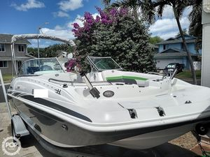 Used Hurricane SD187 Deck Boat For Sale
