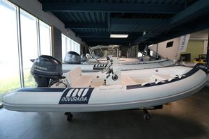 New Novurania 430 DL430 DL Tender Boat For Sale