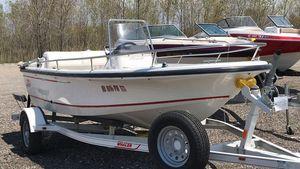 Used Boston Whaler Rage 15Rage 15 Skiff Boat For Sale