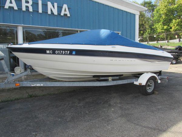 Used Bayliner 185185 Runabout Boat For Sale