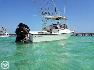 Used Mako 228 WA Walkaround Fishing Boat For Sale
