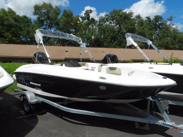 New Bayliner Element Bowrider Boat For Sale