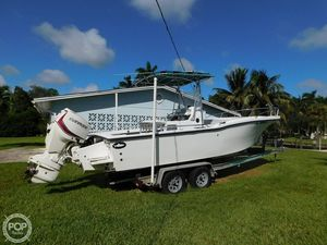 Used Dusky Marine 233 FC Center Console Fishing Boat For Sale