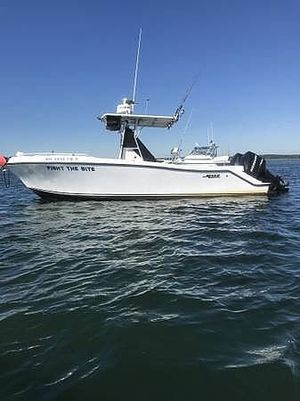 Used Mako 252 Center Console Fishing Boat For Sale