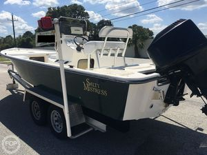 Used Kenner 21V Bay Boat For Sale