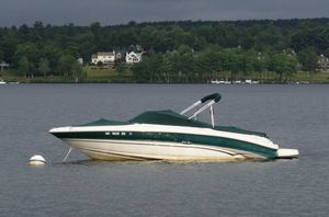 Used Sea Ray 240BR240BR Sports Fishing Boat For Sale