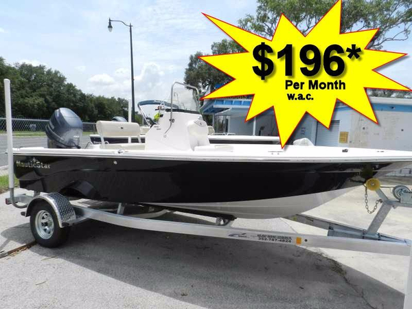 New Nauticstar 1810 NauticBay Bay Boat For Sale