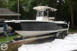 Used Nautic Star 2500 XS Offshore Center Console Fishing Boat For Sale