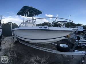 Used Sea Pro 190 CC Center Console Fishing Boat For Sale