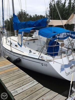 Used Tartan T 33 Sloop Sailboat For Sale