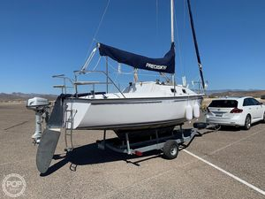 Used Precision 21' Sailboat Sloop Sailboat For Sale