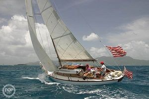 Used Rhodes 24 Sloop Sailboat For Sale