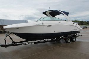 Used Chaparral 276 SSX276 SSX Bowrider Boat For Sale
