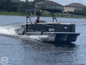 Used Avalon LTZ Entertainer 2485 Pontoon Boat For Sale