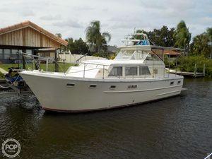 Used Avenger 39 Aft Cabin Boat For Sale