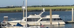 Used Bluewater Yachts Coastal Cruiser 55 Aft Cabin Boat For Sale